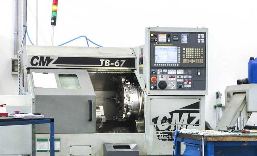 Tornio CMZ TB67